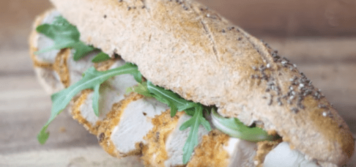 Healthy Chicken Fillet Roll Recipe by Chef Adrian