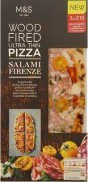 M&S Pizza