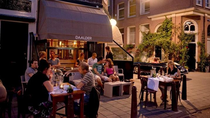 Daadler Restaurant Amsterdam