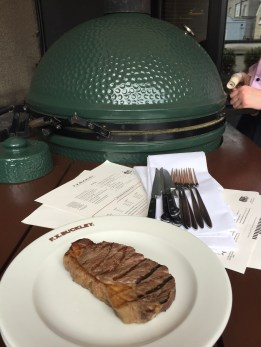 Big Green Egg BBQ F.X.Buckley Pembroke St.