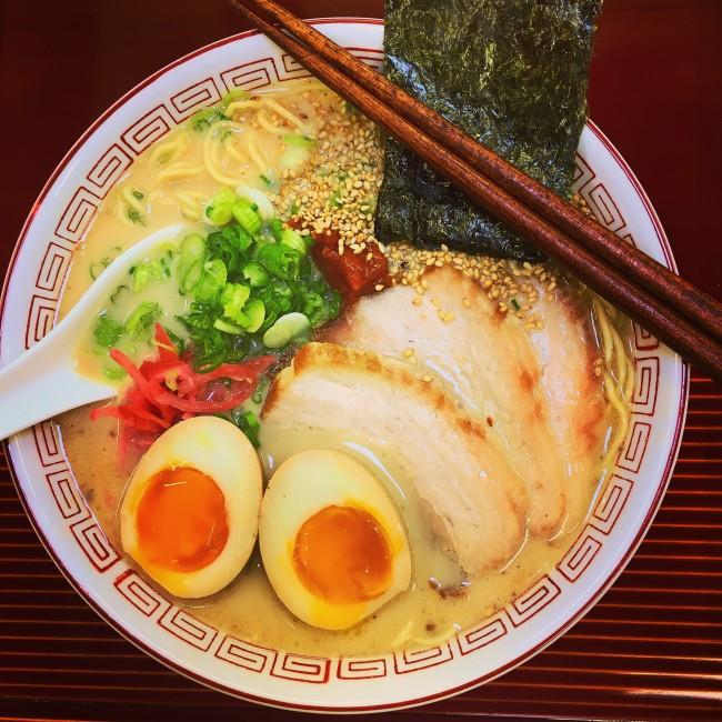 Tonkotsu Ramen Recipe by Chef Takashi Miyasaki