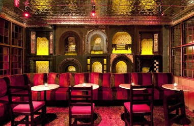 The Liquor Room captured by Aidan Oliver