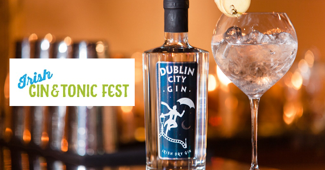Irish Gin and Tonic Festival 2016