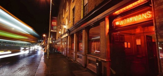 The Workman's Club, Dublin 2