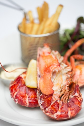 Love Fish Lobster Frites