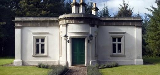 Triumphal Arch Lodge Irish Landmark Trust