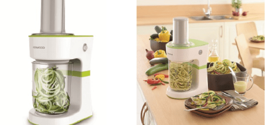 Kenwood Spiraliser