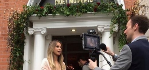 Dublin Glammed Up for Moët Party Day