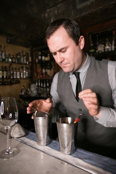 Learn to Throw a Punch with Mixologist Gareth Lambe from the Vintage Cocktail Club