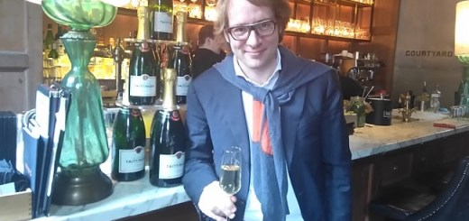 "Clovis Taittinger: ""It's my Name on the Bottle"""