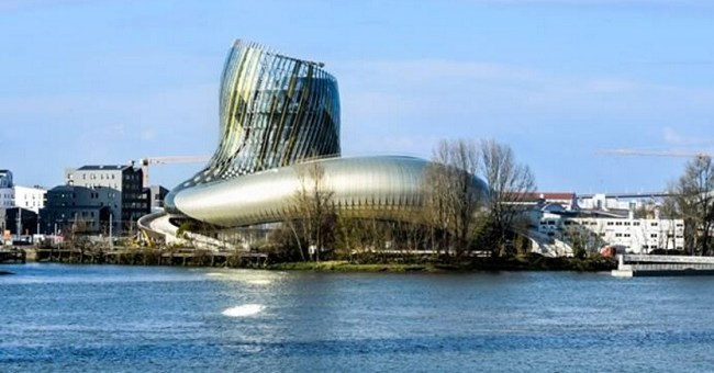 Disneyland for Wine Lovers: Theme Park La Cité du Vin just Opened in Bordeaux