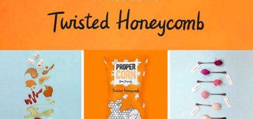 PROPERCORN Twisted Honeycomb