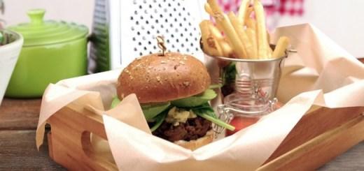 Black Pudding Burger Recipe | TheTaste.ie