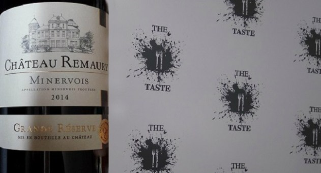 Wine Wednesday pick from O'Briens: Château Remaury Minervois 2014