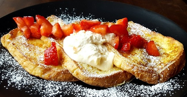 Stale Bread Recipes Desserts French Toast