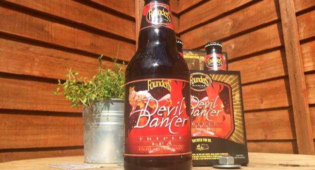 Founders - Devil Dancer Craft Beer Review