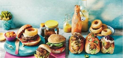 Burgers - M&S