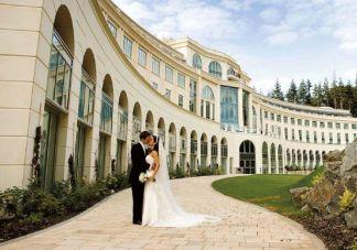 Powerscourt Wedding