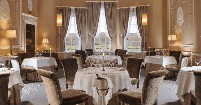 Mount Juliet Estate Lady Helen Restaurant