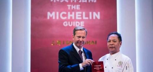 Michelin Guide Shanghai