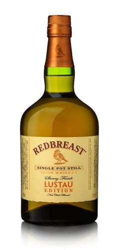 Irish Distillers Launches Redbreast Sherry Finish Lustau Edition
