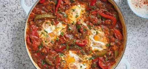 Shakshouka Recipe by The Hairy Bikersshakshouka