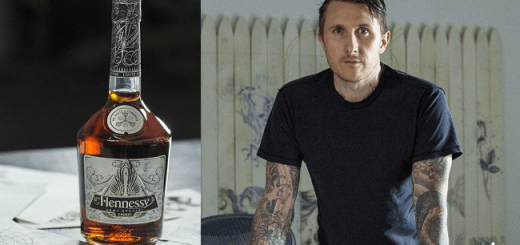 Hennessy and Virtuoso Tattoo Artist Scott Campbell Join Forces for 'Very Special Limited Edition'