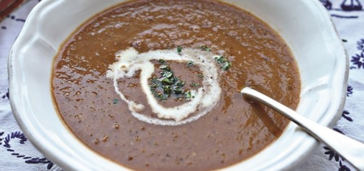 Velvety Vegetable Soup with Altamura Crostini Recipe by Eileen Dunne Crescenzi