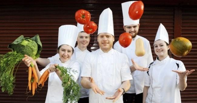 Young Chef of the Year Photo: Clodagh Kilcoyne
