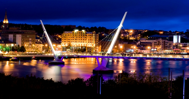 Top Chefs Backing Derry's Bid as Ireland's Foodie Destination 2016