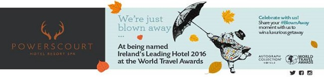 Powerscourt worldtravelawards