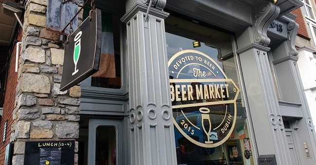 Uncommon Brews: The Beer Market, High Street - Bar Review