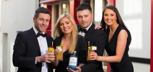 Davy Mac's Bar in Waterford Wins Cocktail Award with Gunpowder Gin Drink