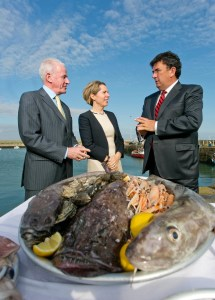 Broadcasting Legend Des Cahill to MC First National Seafood Awards