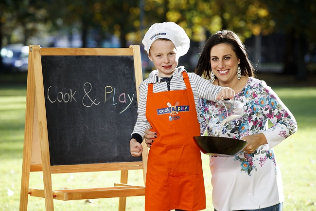 New research reveals parents are missing the chance to teach their children lifelong cooking skills