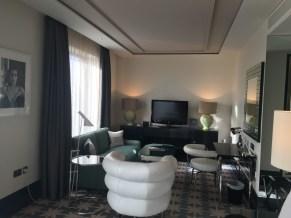 The Merchant Hotel Bedroom