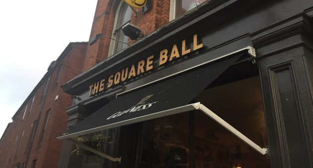 The Square Ball, Hogan Place- Bar Review