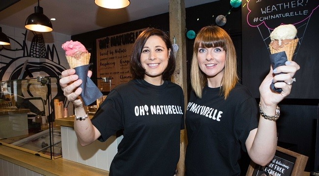start-up-stall Oh Naturelle
