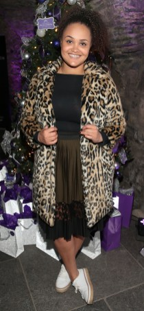 Claudia Gocoul at The Loop's Joy of Giving Christmas launch at The Crypt in Chirstchurch,Dublin. Picture Brian McEvoy No Repro fee for one use