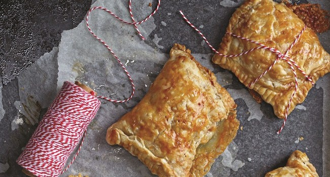 Ham and Fontina Strudel Recipe by Eileen Dunne-Crescenzi