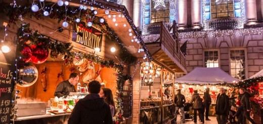 Enjoy the Festive Sights and Sounds of Belfast Christmas Market