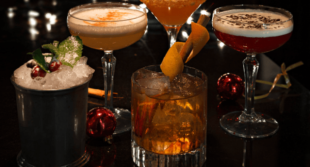 All We Want For Christmas are These Christmas Carols Inspired Cocktails