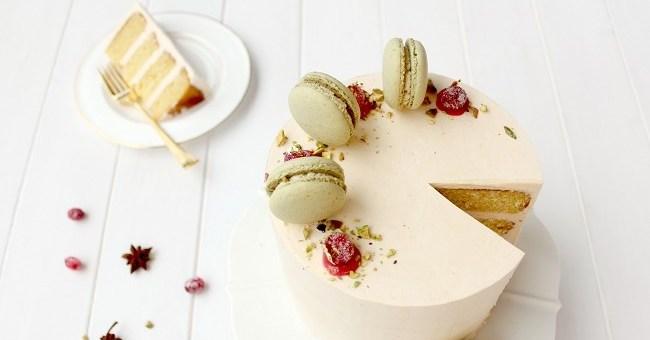 Clementine Cake Recipe by Cove Cake Design