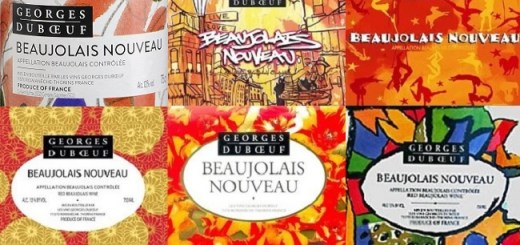 Win a Case of Georges Duboeuf Beaujolais Nouveau 2016