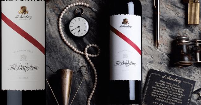 d'Arenberg Dead Arm Shiraz 2010 - Wine Review