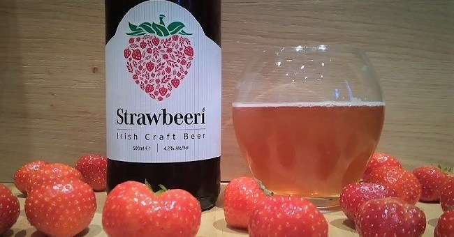 Bartleys Beers: Strawbeeri - Craft Beer Review