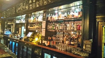 Just what the Doctor Ordered! - Arthur Mayne's Bar Review