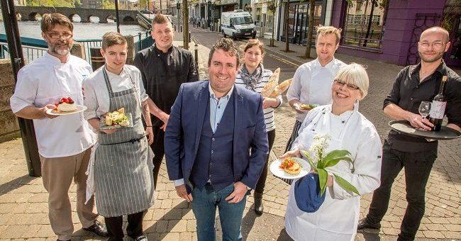 Anthony Gray Revive Northwest co-founder on the Sligo Food Trail