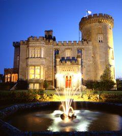 Dromoland Castle Wedding 1