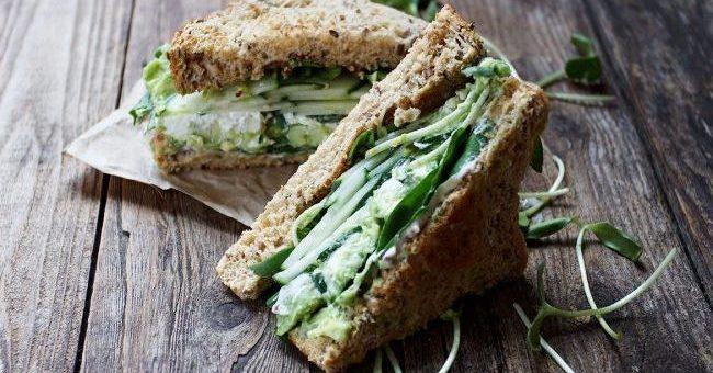 M&S Vegan Sandwich Feature